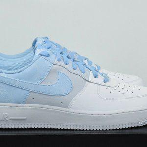Nike Air Force 1 07 LV8 Psychic Blue CZ0337-400